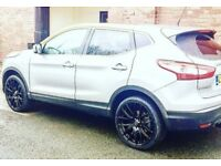 "20"" wolfrace alloys off 64 plate"
