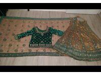 Indian Bridal Lenga Suit