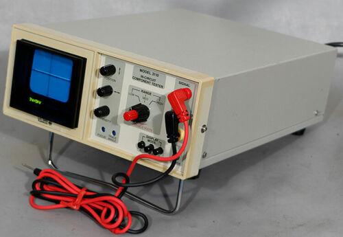 Vu-Data/VuData 3110 In-Circuit Component Tester / Curve Tracer / Oscilloscope