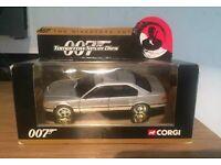 Tomorrow Never Dies BMW 750 Corgi Model Car