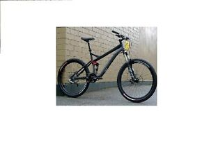 Specialized Pitch Full Suspension 2010/2011