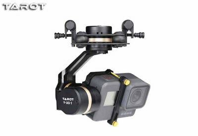 Tarot T-3D IV Metal 3-Axis 3DIV brushless Gimbal For GOPRO HERO 5 6 FPV - TL3T05