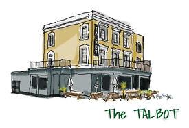 DEMI CHEF DE PARTIE - The Talbot N1