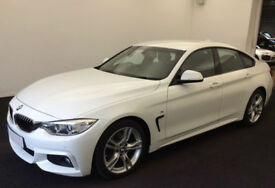 BMW 420 M Sport FROM £103 PER WEEK!
