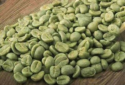 - Fresh Kenya AA Gourmet Arabica Green Coffee Beans