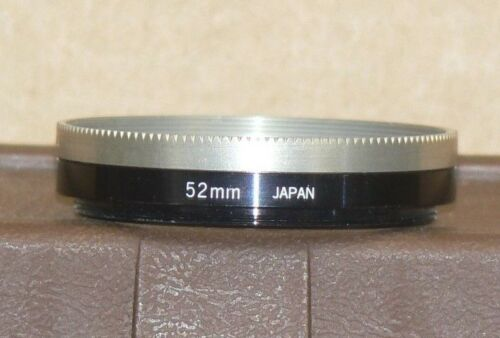 Generic 52mm Screw-In Lens Adapter with Retaining Ring