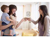 Babysitter | Childminder | Nanny | Au Pair in Glasgow