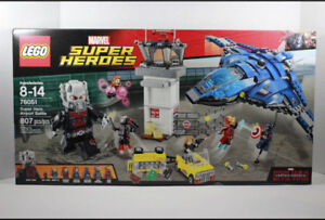 NEUF! LEGO Marvel Super Heroes 76051 Airport Battle