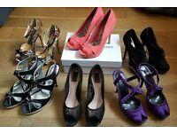 BUNDLE - High Heel Shoes size 6