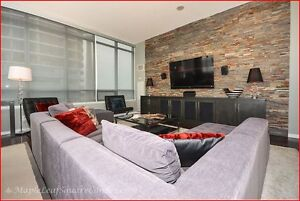 MAPLE LEAF SQUARE - SUBPENTHOUSE 2 BEDROOM W/LAKE VIEWS (VIDEO)