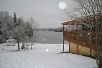 Kearney - Luxury Winter Rental - Snowmobilers Welcome