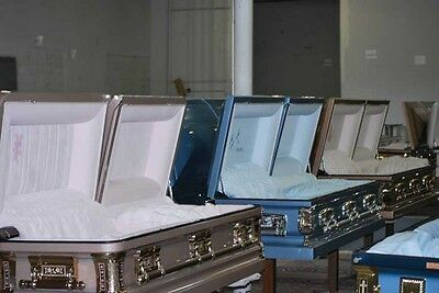 CLOSEOUT Wholesale caskets