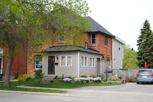 2 bedroom in Victorian house downtown Barrie