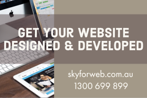 WE BUILD A WEBSITE THAT WILL BUILD YOUR BUSSINESS