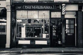 Experienced Men's Hairdresser/Barber needed in London Barber Jobs