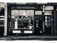 Pall Mall Barbers, Were looking for new faces on our Receptions.....
