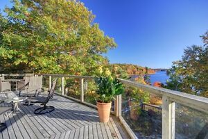 Lakeside home for sale