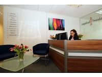 The Business Centre is a vibrant working environment that enjoys excellent natural light levels.