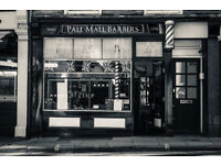 PALL MALL BARBERS Complimentary / Free Haircuts and Luxury Shaves