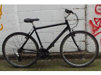 Hybrid bike MARIN USA brand frame 22inch - serviced ready to go - Welcome for test ride