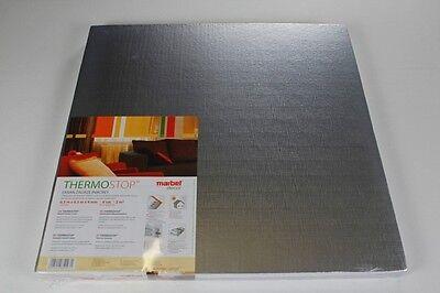 1 m2 Isolierplatten mit Alufolie 50x50 cm Wand Isolierung THERMO-STOP 4