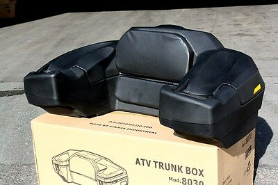 ATV Quad Koffer / Box Quadkoffer groß für 3 Helme - Topqualität - groß