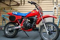 Looking for HONDA CR60 parts