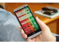 Htc one m8 32gig +sd all networks