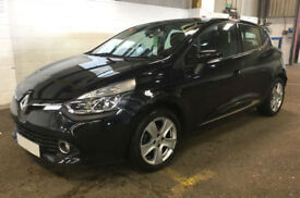 RENAULT CLIO0.9 1.2 16V DYNAMIQUE S 1.5 DCI PLAY GT LINE NAV FROM £36 PER WEEK!