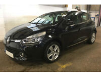 RENAULT CLIO 0.9 1.2 16V DYNAMIQUE S 1.5 DCI PLAY GT LINE NAV FROM £36 PER WEEK!