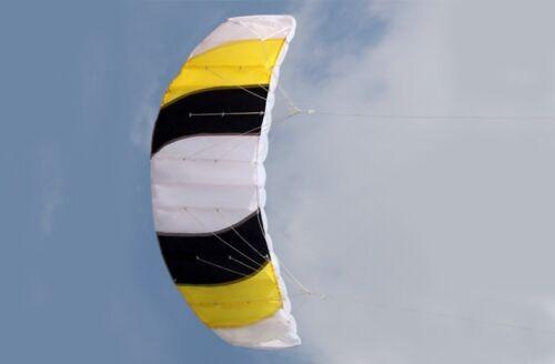 NEW DESIGN 2018 Trainer Kite 1.4m Kitesurfing Kiteboarding Parachute- Small kids
