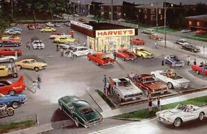 Harveys Home of the hot ones Prints and decals