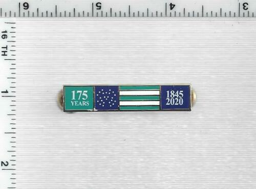 175th Anniversary Citation Bar per the Patrol Guide of New York City Police Dept