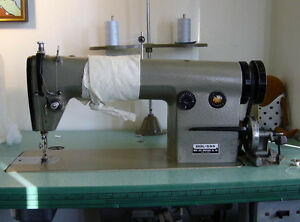 Machine a coudre industrielle sewing machine Juki ddl 555