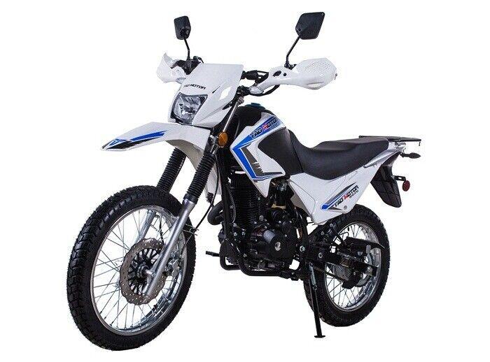 WHITE - Taotao TBR7 On Road 229cc Motorcycle