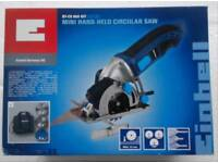 Einhell circular saw kit ( new in box )