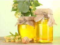 Rapeseed,lime honey 1.30 kg