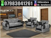 FREE DELIVER YDISCOUNTED OFFER TANGO CORNER SOFA OR 3+2 SEATER