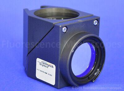 Semrock Brightline Yfp Dichroic Filter Cube For Olympus Fluorescence Microscope