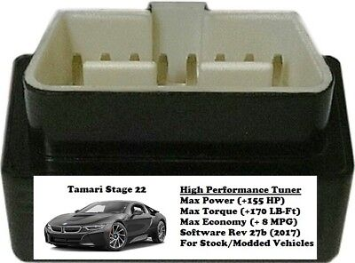 Power Chip - Stage 22 (+155HP) Performance Power Tuner Chip - Chrysler