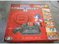 Sega Mega Drive Mega 6 bundle