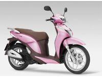 SH125 Pink Honda Excellent Condition