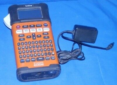 Free Label Maker - Brother P-touch EDGE   Electronic Label Maker - Free Same Day Shipping