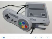 Super Nintendo Mini (snes)