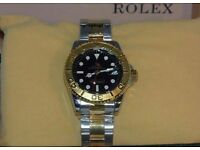 Selection of men and womens rolex