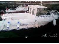 Quicksilver 500 fishing boat