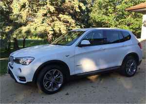 2015 BMW X3 xDrive 28i AWD
