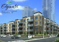 Edgewater Now Offering 2 Bedroom Units In Brand New Complex