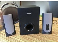 Creative 2.1 Speakers