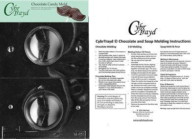 Ball Chocolate Candy Mold - Chocolate Candy Balls